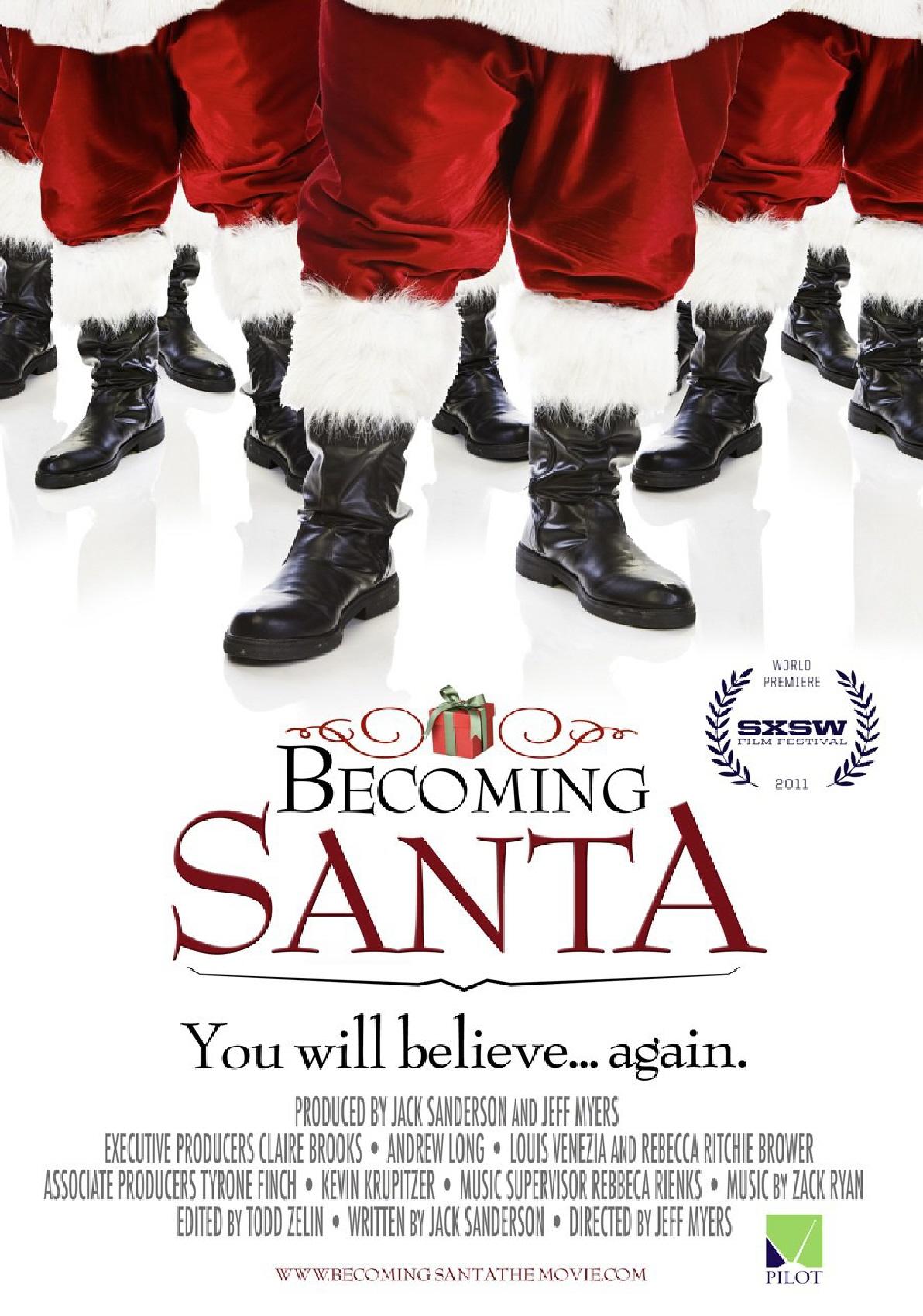 Becoming Santa Teh Movie